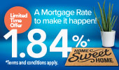 1.84% Mortgage Special